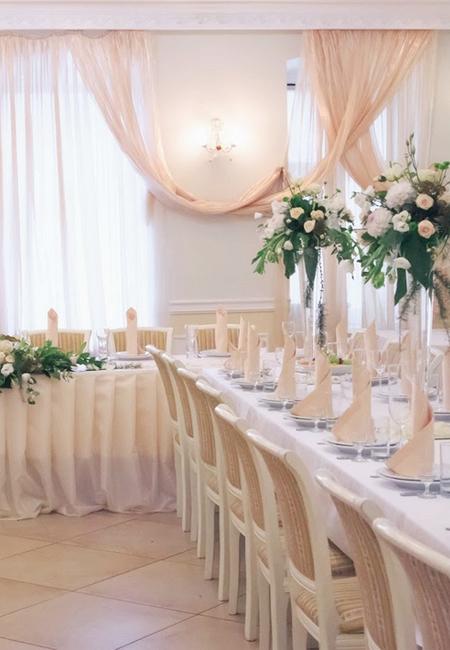 Оформление свадеб под ключ